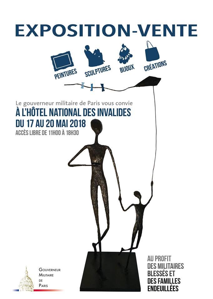 expo vente gouverneur Paris 2018